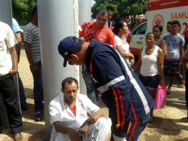Valdeci Oliveira da Silva, ao avançar o sinal, acabou causando o acidente