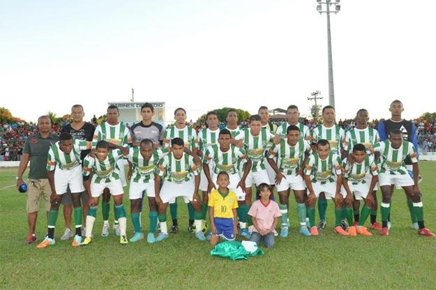 O Palmeiras sagrou-se campeão em 2014 ao derrotar na final a equipe do São Francisco