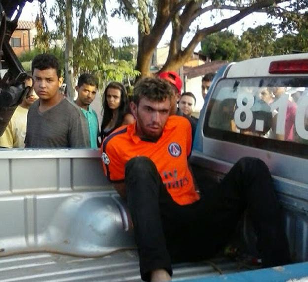 Santa Maria Chevrolet: Fugitivo Da Cadeia De Santa Maria Da Vitória é Preso Após