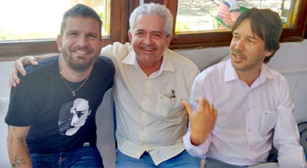 Saulo Fernandes, Dó Miguel e Gil Machado