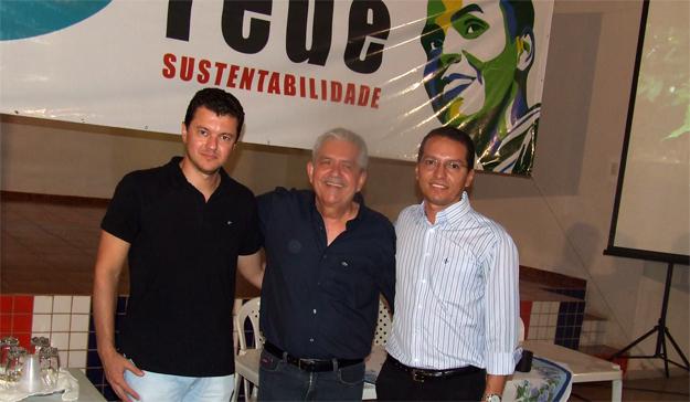 Os prefeituráveis, Moises Schimidt, Dó Miguel e Tito Cordeiro