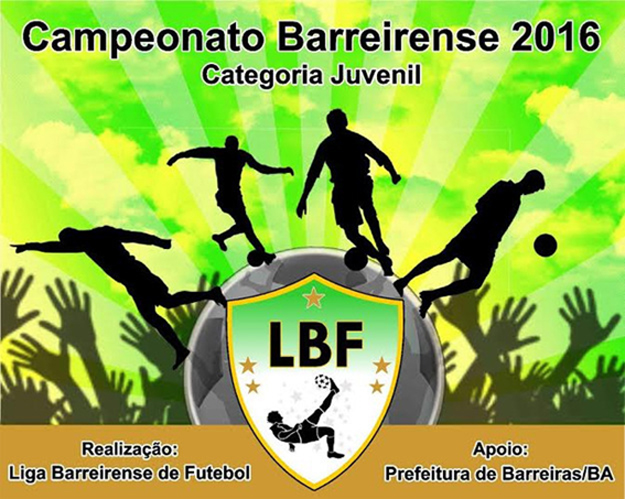Campeonato municipal juvenil fecha primeira fase com marca for Liga municipal marca