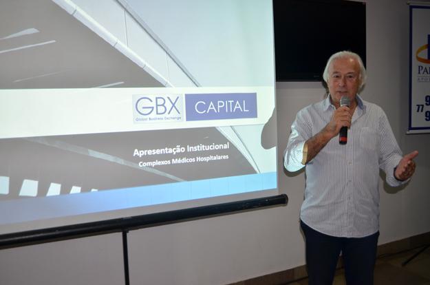 Fábio Navajos, presidente no Brasil do Grupo GPX