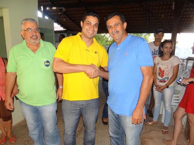 Dr. José Barbosa e Zito unidos por Barreiras